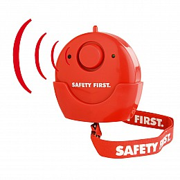 Safety First Home Invasion Alarm