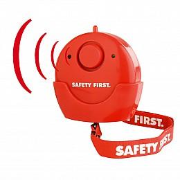 Safety First Notfall-Alarm mit Alarmschlaufe
