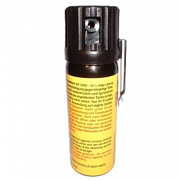 Red Pepper Spray 50 ml  Liquid Stream Extra Hot