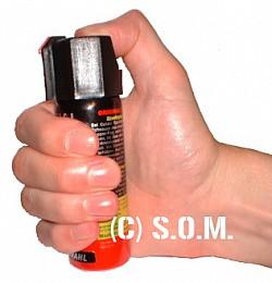 TW1000 FS Standard 63 ml Pfefferspray Flüssigstrahl