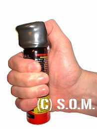 TW 1000 Super 75 ml Pfefferspray Sprühnebel mit Weitventil