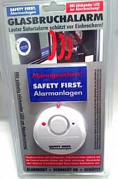 Safety First Glas Break Alarm