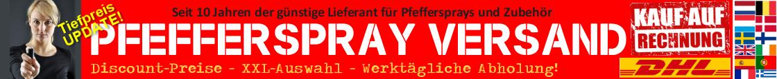 Pfefferspray Blog